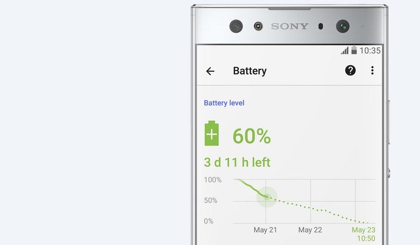 Обзор Sony Xperia XA2 Ultra - 9