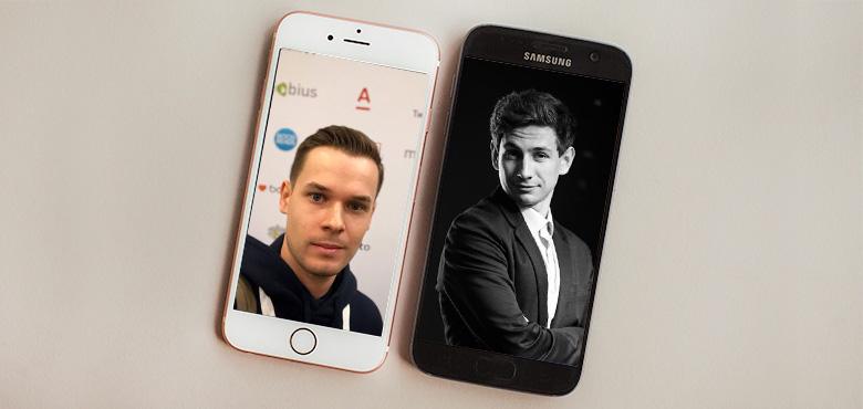 Один день в Альфа-Банке: мобильная разработка - 1