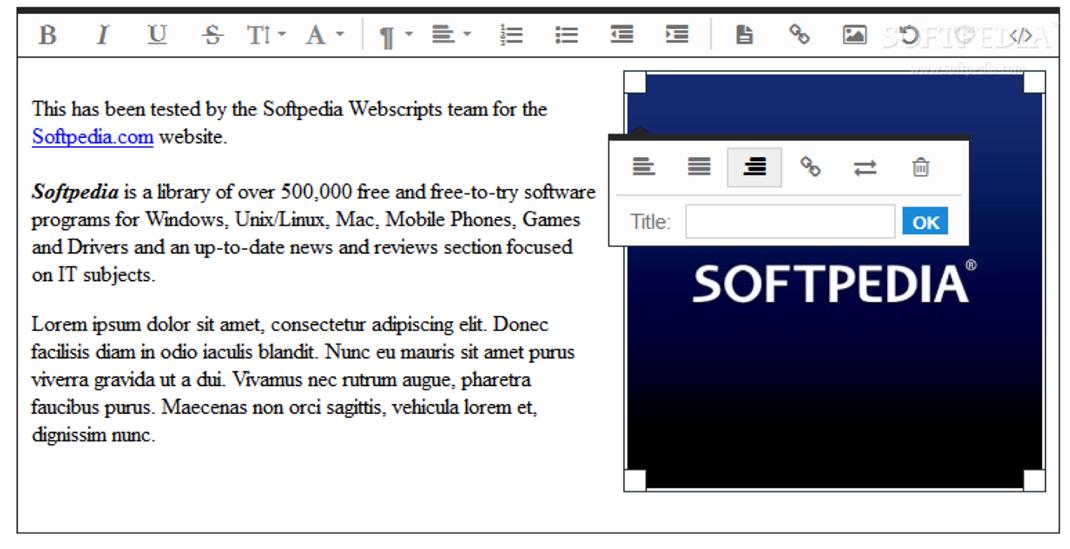 Разработка Rich Text Editor: проблемы и решения - 19