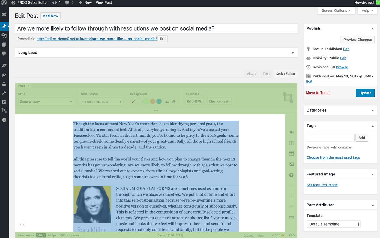 Разработка Rich Text Editor: проблемы и решения - 29