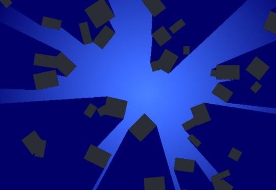Реализация быстрых 2D-теней в Unity с помощью 1D shadow mapping - 1