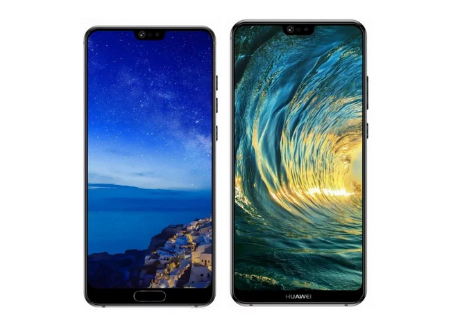В линейке Huawei P20 выйдут четыре смартфона