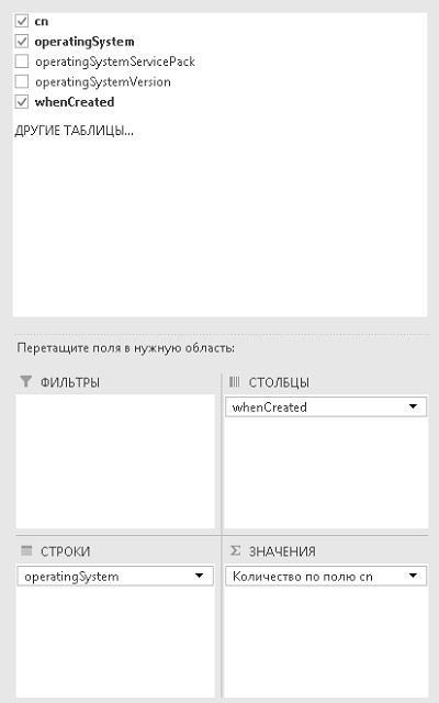 Excel вместо PowerShell: запросы к AD и системные отчеты «на коленке» - 13