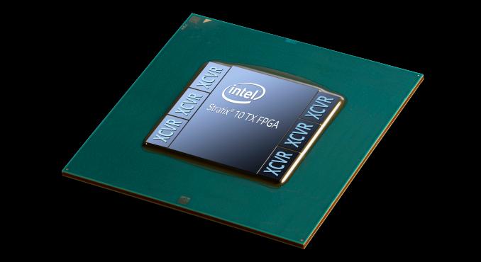 Intel FPGA Stratix 10 TX: трансиверы 58 Гбит-с и 6 EMIB компонентов - 1