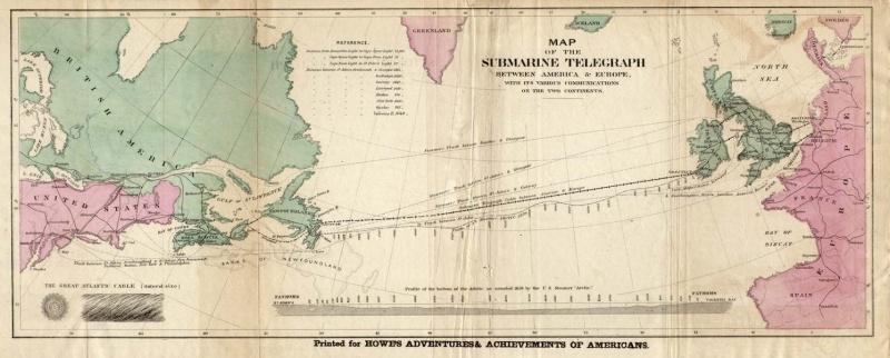 Как порыв ветра положил начало одной из крупнейших телеком-строек века - 6