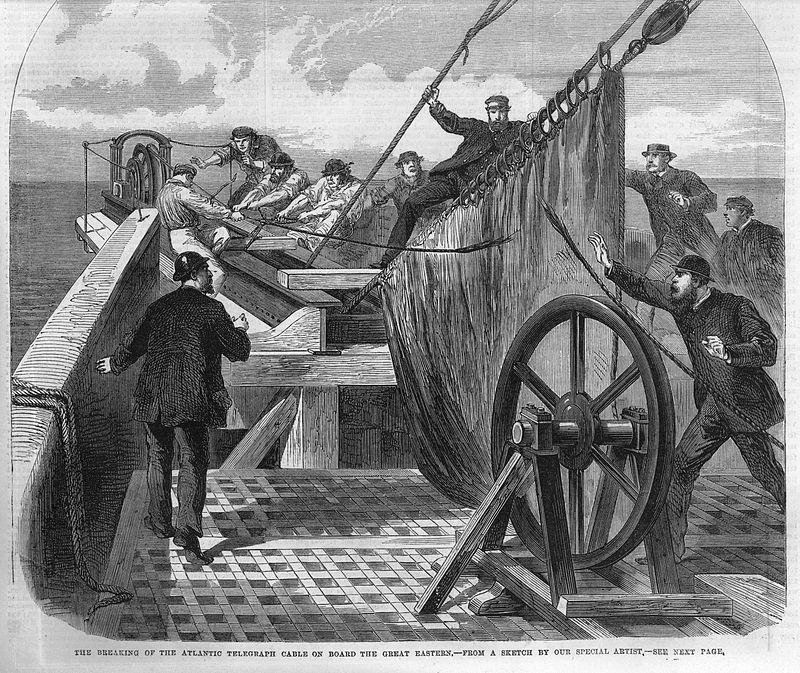 Как порыв ветра положил начало одной из крупнейших телеком-строек века - 7