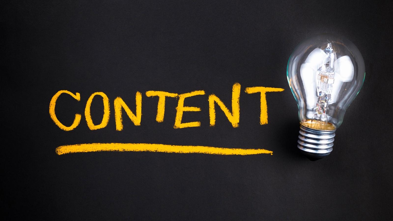 Почему мы ставим контент на первое место - 1