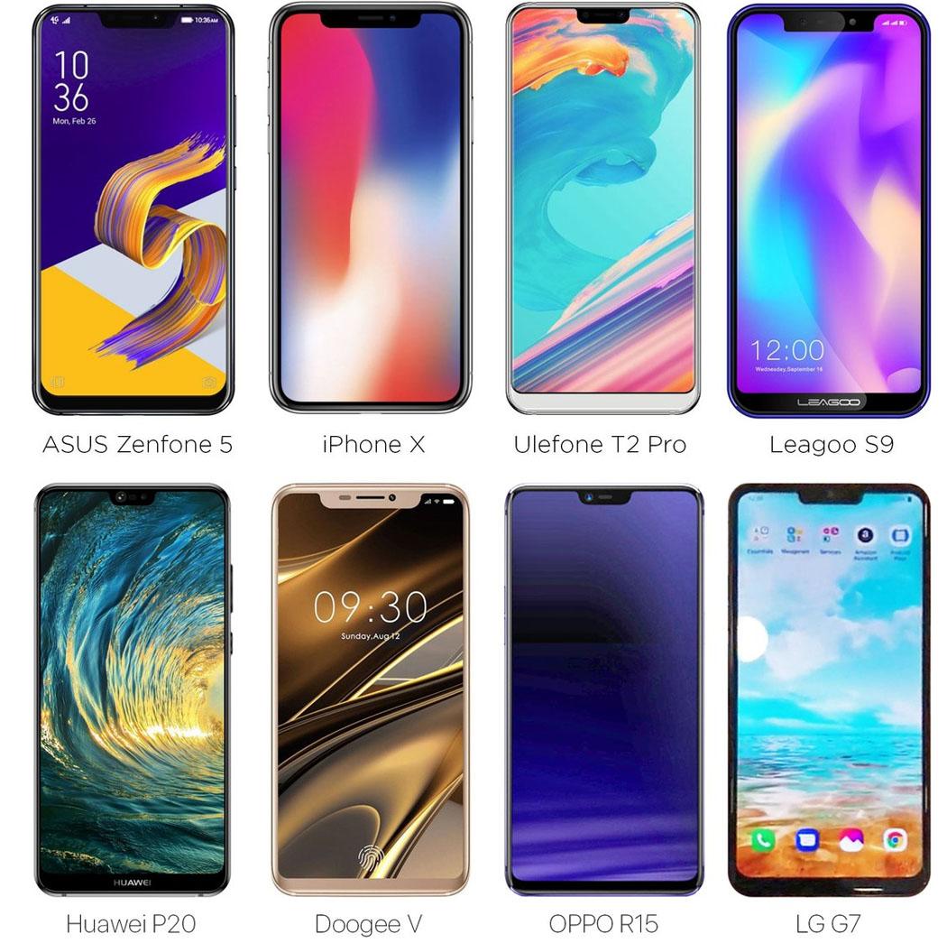 «Сделайте мне как у Apple». Худшие тренды Mobile World Congress 2018 - 8