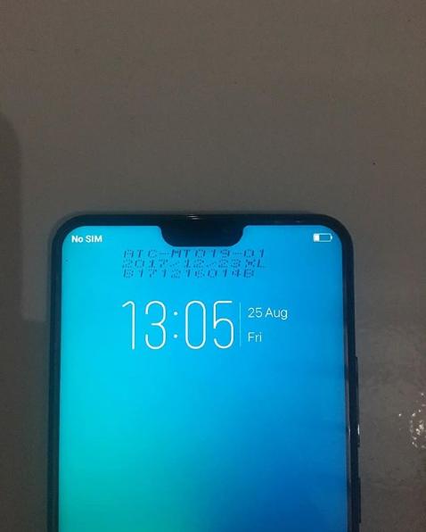 Смартфон впервые замечен на живых фото Vivo V9