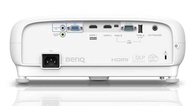 Домашний проектор BenQ TK800 с поддержкой 4K и HDR оценен в $1499