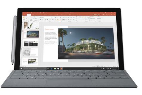 Планшет Microsoft Surface Pro LTE Advanced стало доступен для всех желающих