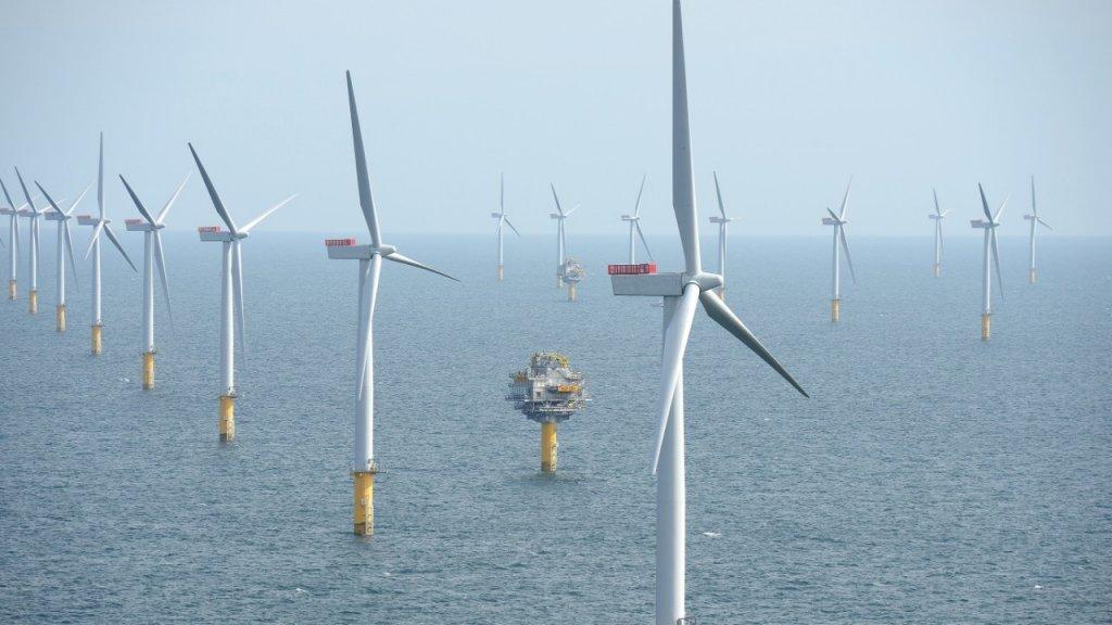 Плавучие ветроэлектростанции — эффективный источник энергии - 1