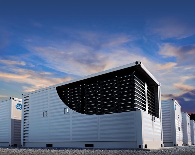 GE Reservoir интегрируется в электросети