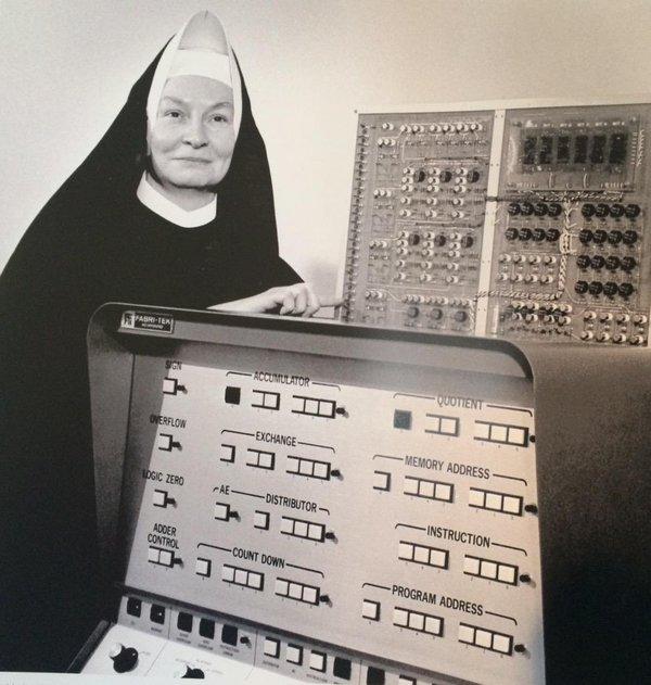 С 8 марта, хабрадевчонки! Выдающиеся женщины в мире компьютерных технологий - 25