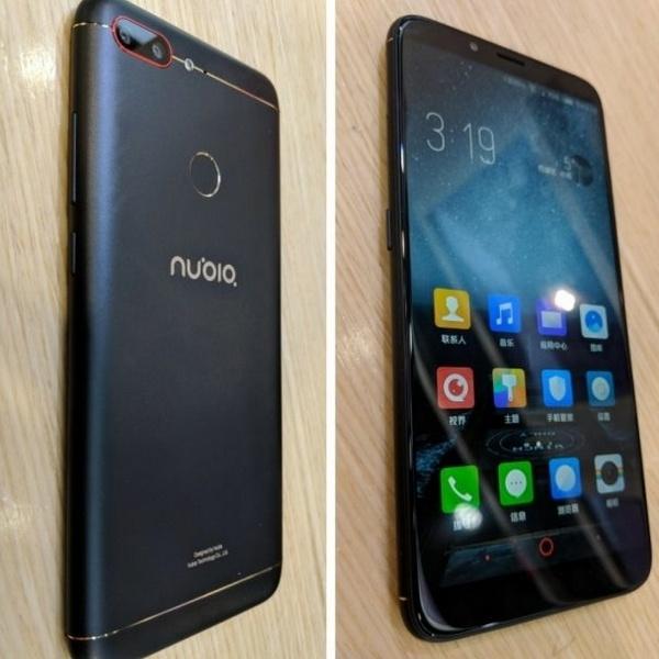 Смартфон ZTE Nubia N3 получит аккумулятор ёмкостью 5000 мА·ч