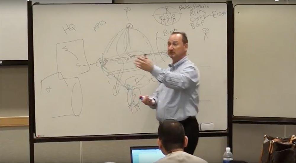 Тренинг FastTrack. «Сетевые основы». «Основы маршрутизации». Эдди Мартин. Декабрь, 2012 - 1