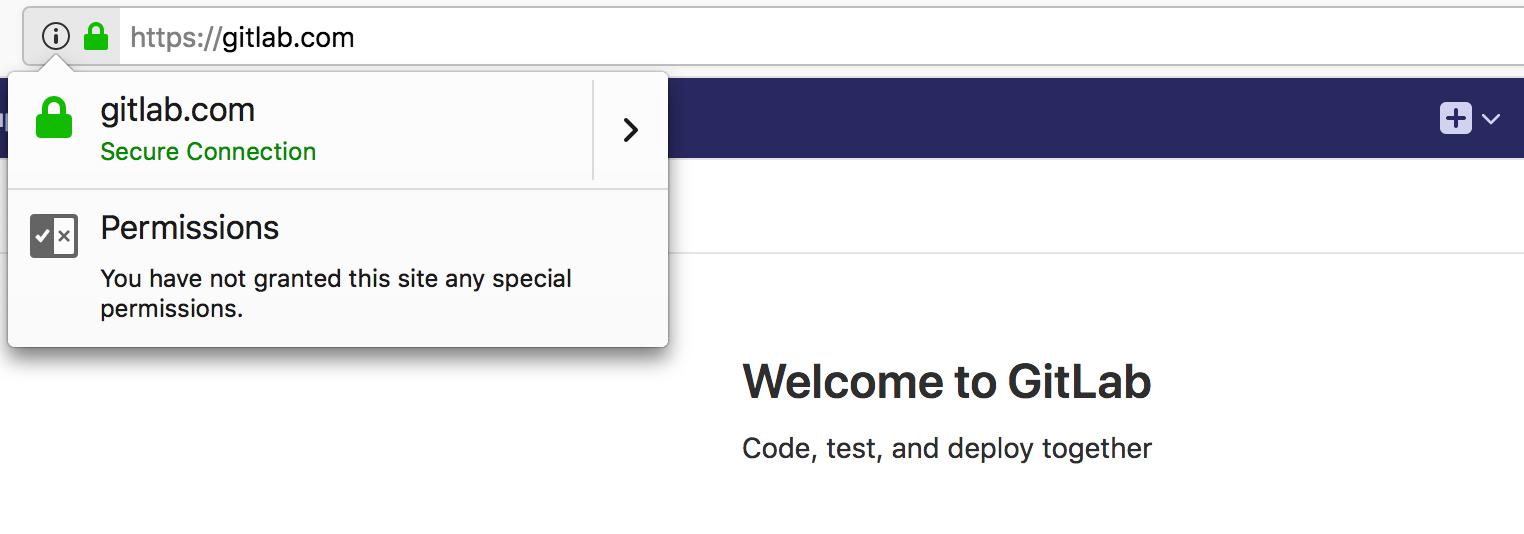 Instant SSL with Let's Encrypt for GitLab