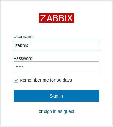 Мониторинг систем видеонаблюдения с помощью Zabbix - 11