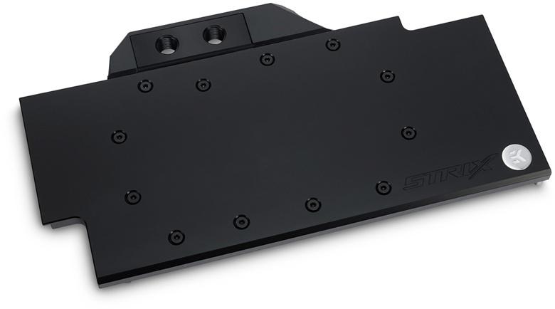 Представлен водоблок EK-FC Radeon Vega Strix