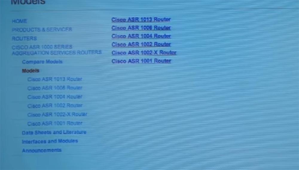 Тренинг FastTrack. «Сетевые основы». «Строение роутеров, платформы маршрутизации от Cisco». Эдди Мартин. Декабрь, 2012 - 16