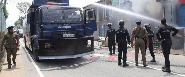 Власти Шри-Ланки заблокировали Facebook, Instagram, Viber и WhatsApp
