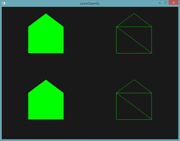 Learn OpenGL. Урок 4.9 — Геометрический шейдер - 8