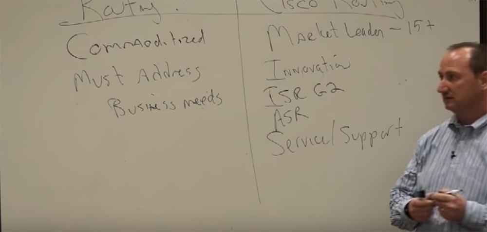 Тренинг FastTrack. «Сетевые основы». «Ценность роутеров Cisco». Эдди Мартин. Декабрь, 2012 - 3