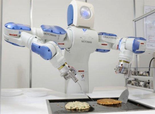 Flippy-робот оказался непригодным для работы в ресторане