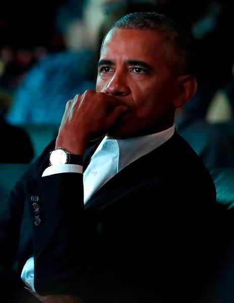 Netflix, Amazon и Apple борются за Барака Обаму