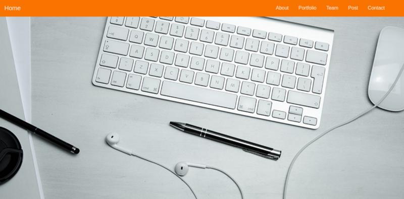 Начинающему веб-мастеру: делаем одностраничник на Bootstrap 4 за полчаса - 5