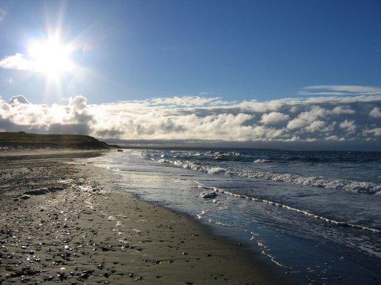 Карское море уменьшается в размерах