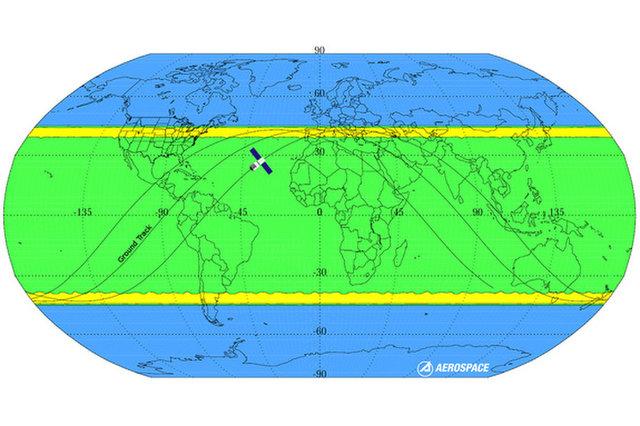 Китайская космическая станция «Тяньгун-1» упадет на Землю в следующем месяце - 2