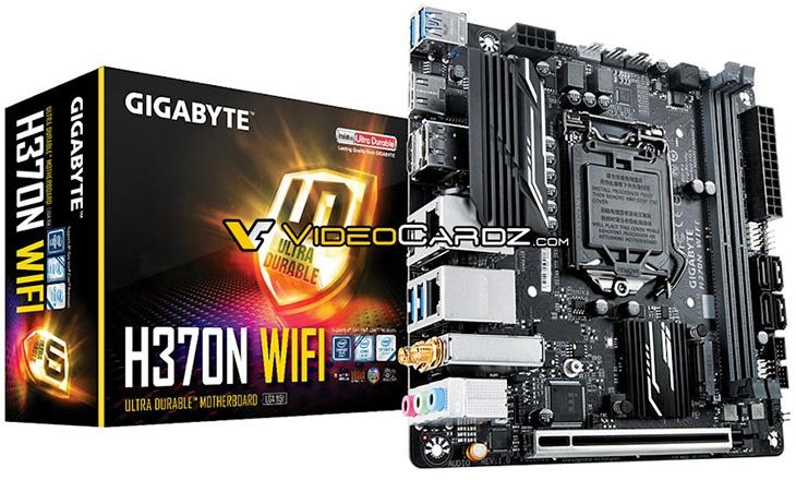 Gigabyte H370N WIFI