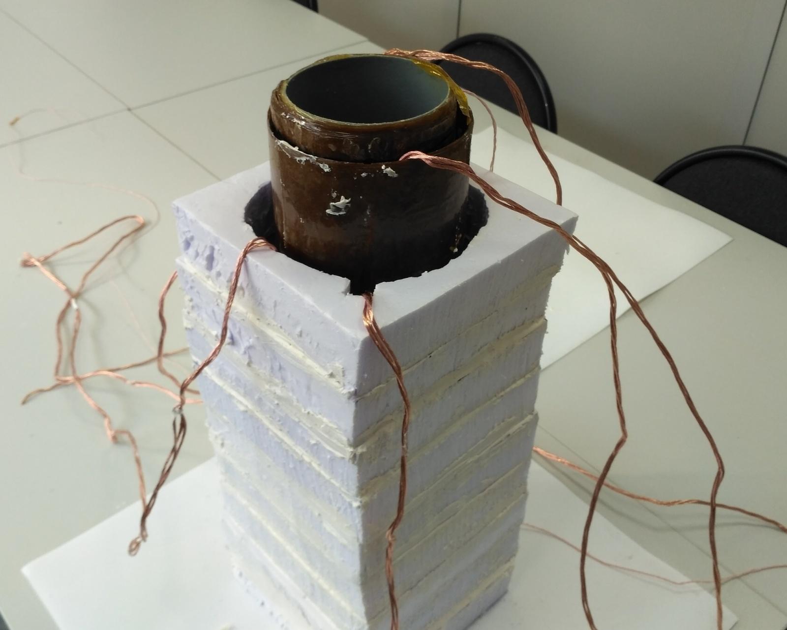 Сверхпроводящий трансформатор почти своими руками - 13