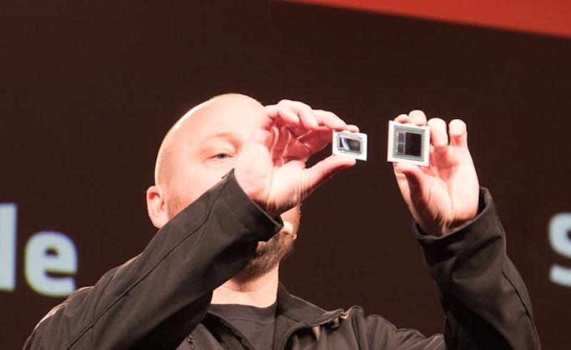 AMD Tech Day на Международной выставке потребительской электроники: дорожная карта, APU Ryzen, 12nm Zen+ и 7nm Vega - 23