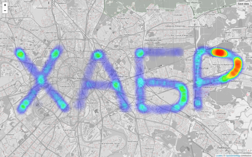 Heatmap Habr Moscow