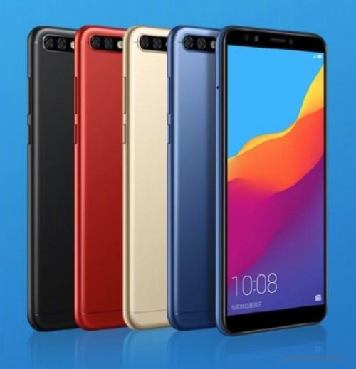 Huawei представила смартфон Honor 7C