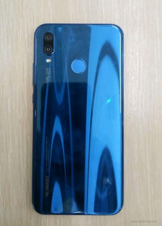 Анонс Huawei P20 Lite ожидается 27 марта