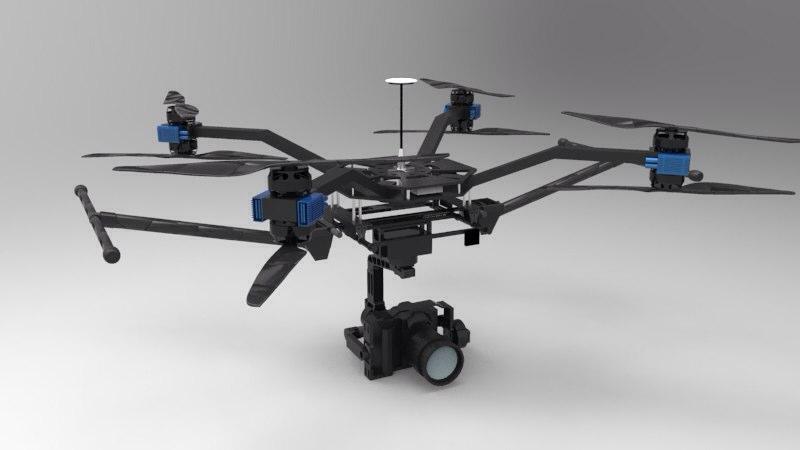 Какие дроны используют в мировом кинематографе - 5