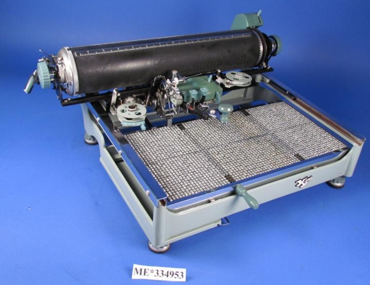 Китайская пишущая машинка — анекдот, инженерный шедевр, символ - 18