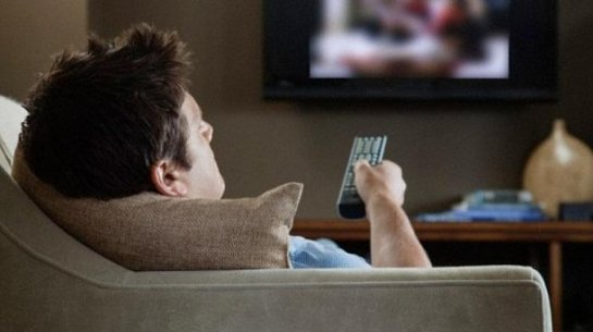 Мужчинам вредно смотреть телевизор