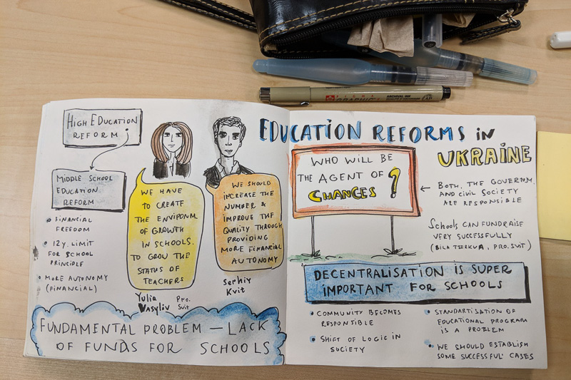 Обсудили в Стенфорде, что делать с математическим и инженерным образованием школьников Украины - 5