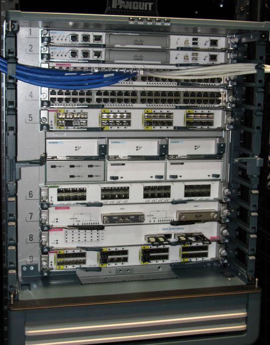 Тренинг FastTrack. «Сетевые основы». «Оборудование для дата-центров». Эдди Мартин. Декабрь, 2012 - 3