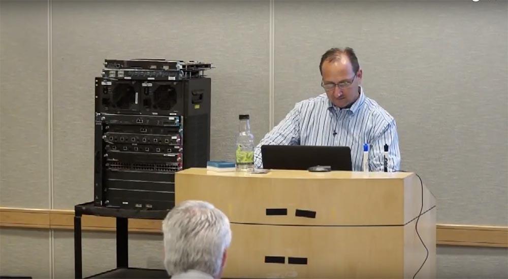 Тренинг FastTrack. «Сетевые основы». «Оборудование для дата-центров». Эдди Мартин. Декабрь, 2012 - 1