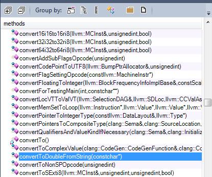 Уроки, которые можно извлечь из кодовой базы LLVM-Clang - 11