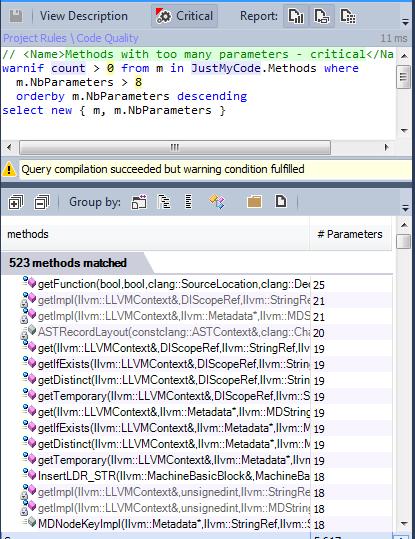 Уроки, которые можно извлечь из кодовой базы LLVM-Clang - 33