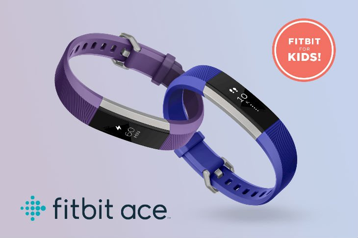 Fitbit Ace — первый трекер активности компании, ориентированный на детей - 1