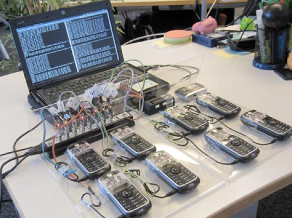 Как собрать GSM телефон на базе SDR - 2