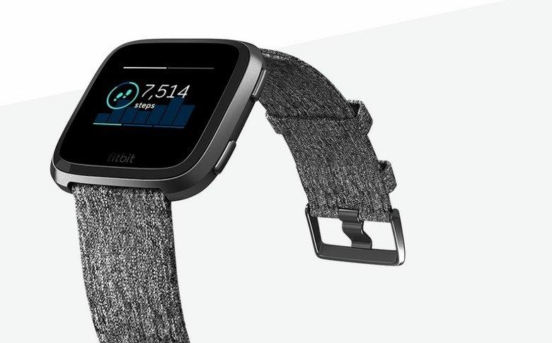 Представлены умные часы Fitbit Versa, которые в некоторых аспектах даже лучше, чем модель Ionic - 1