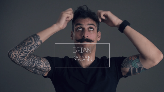 Brian Pagán. Image by BalansLab